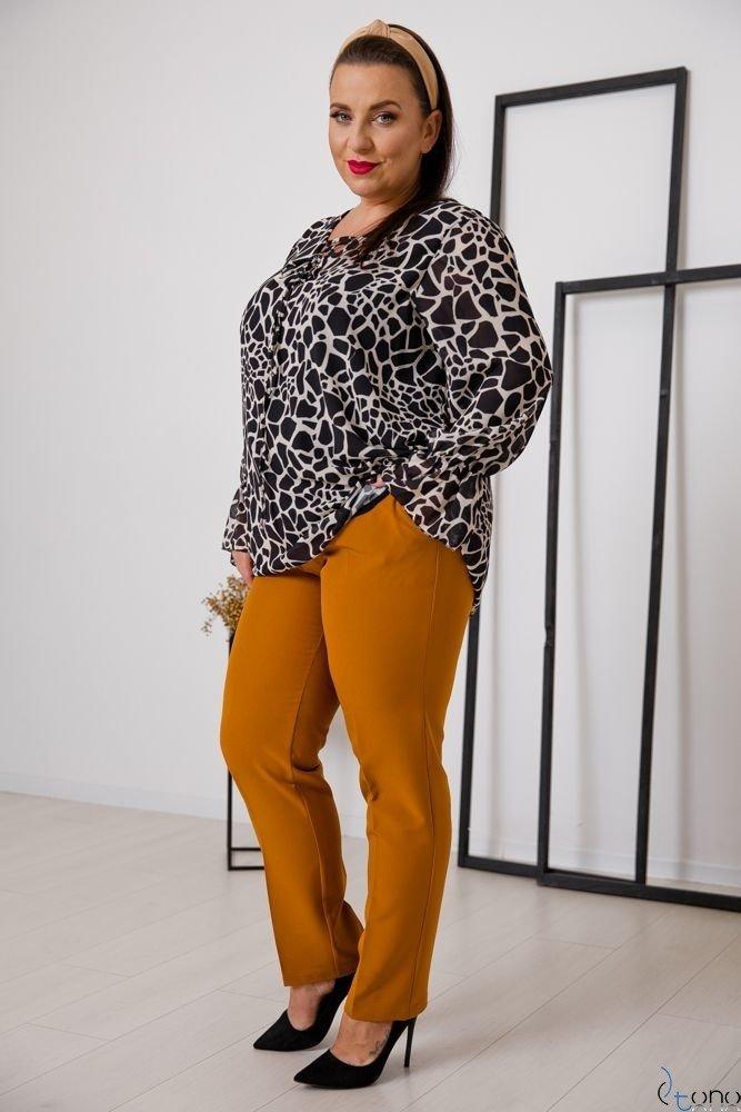 Blouse COTELES Plus Size Design 4