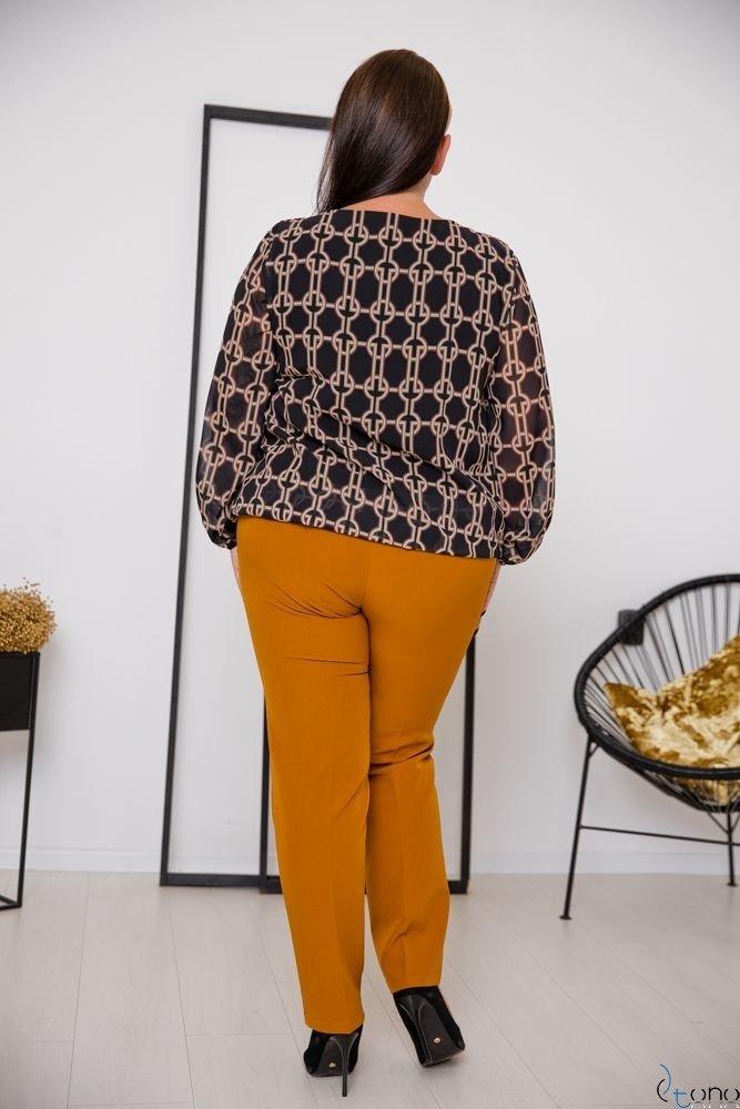 Blouse FONDATA Plus Size Design 4