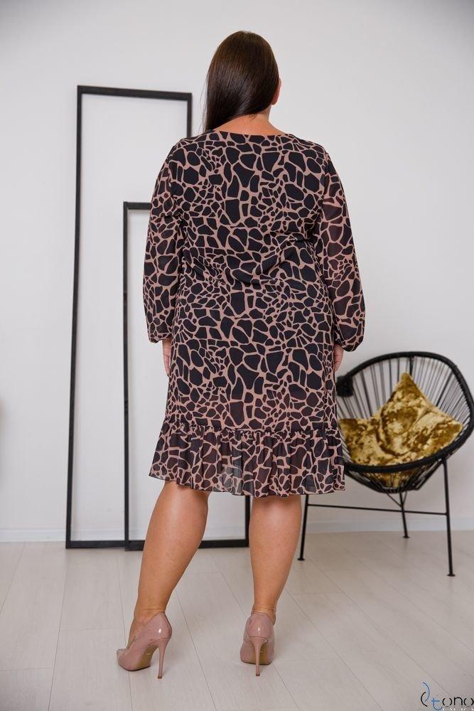 Dress PIRI Plus Size Design 1