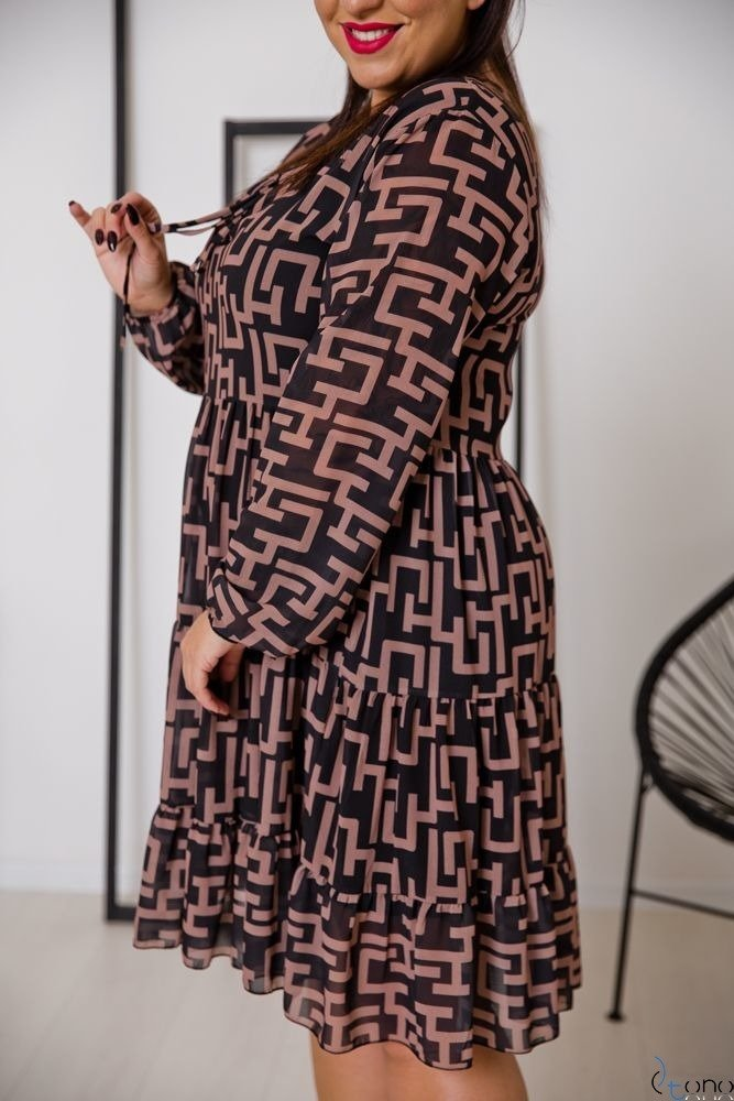 Dress STESSA Plus Size Design 3