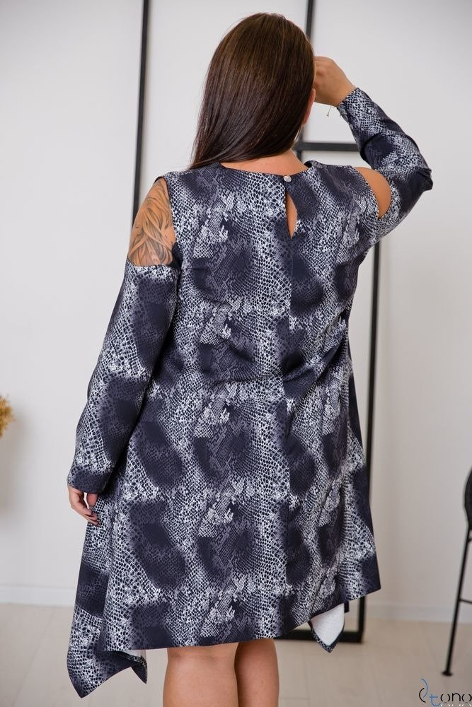 Dress VIRAGO Plus Size Design 1