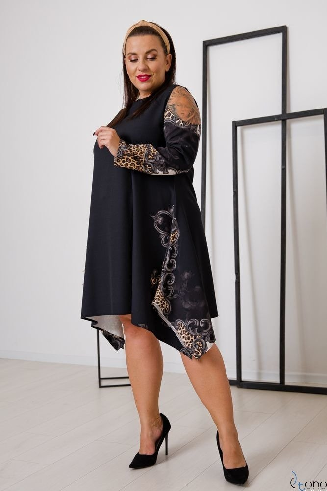 Dress VIRAGO Plus Size Design 3