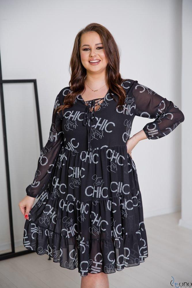 Dress STESSA Plus Size Design 9