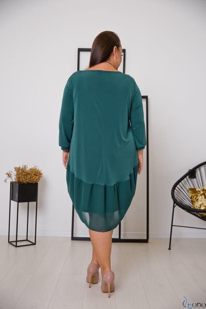 Green Dress APPRI Plus Size