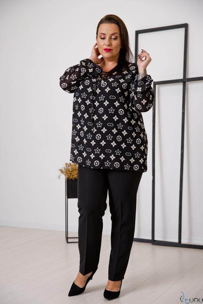 Bluzka COTELES Plus Size Wzór 7