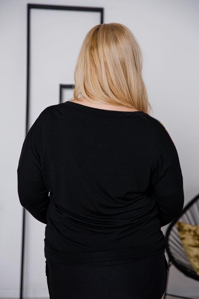 Bluzka IMAGIO Plus Size Wzór 2
