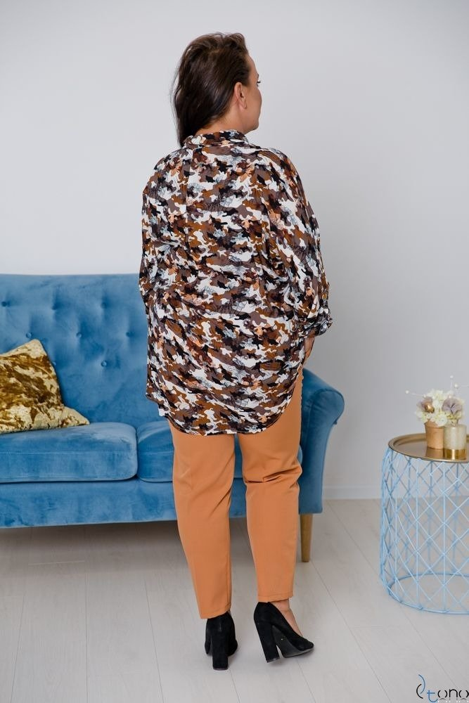 Koszula MORALIS Plus Size Wzór 2