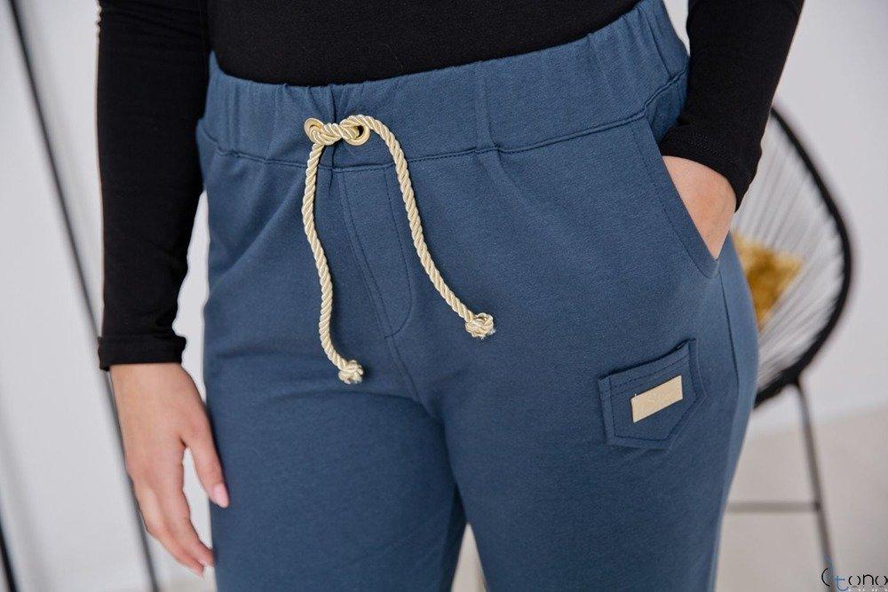 Morskie Spodnie GLOVER Plus Size