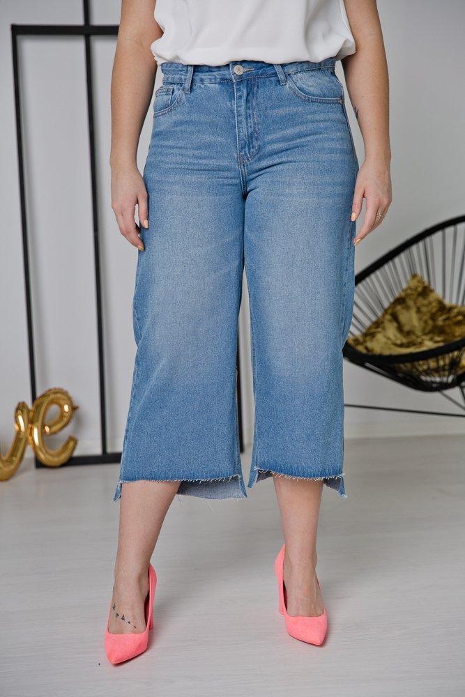 Spodnie Jeansowe SAVA Plus Size