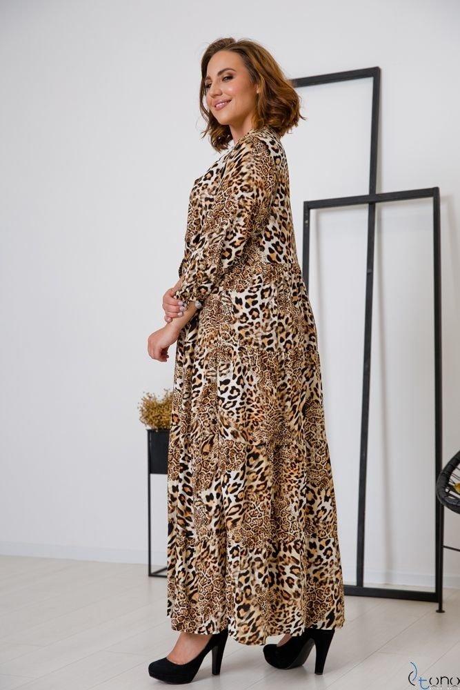 Sukienka BRETANY Plus Size Wzór 2