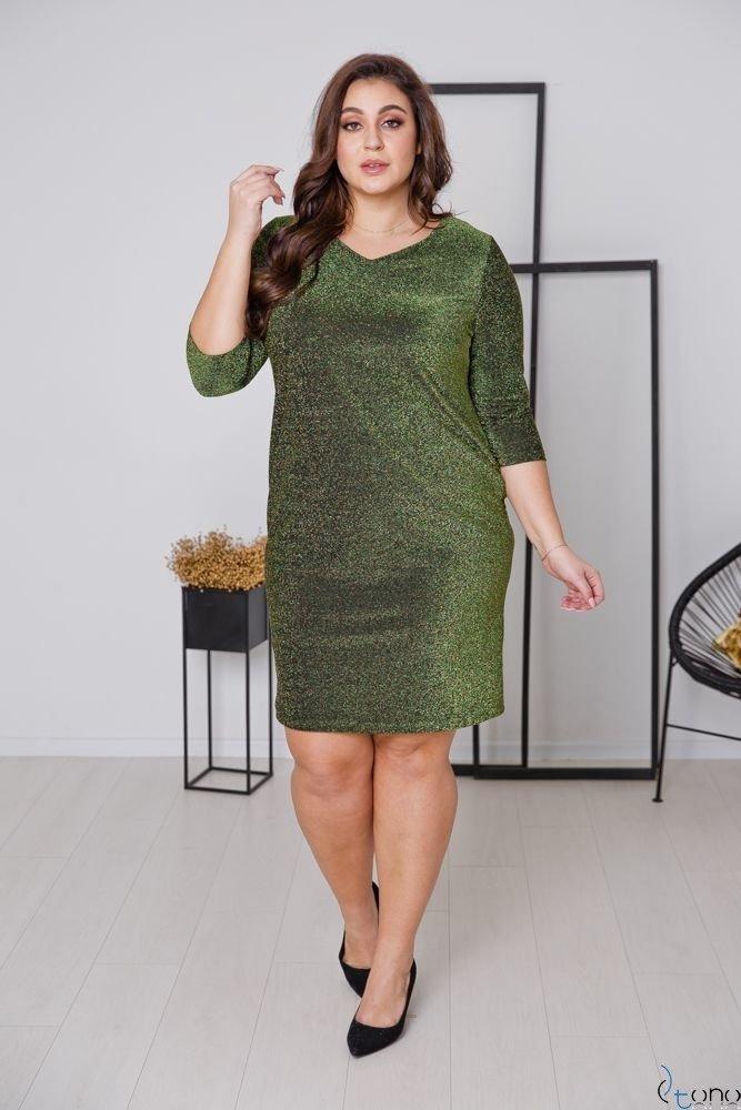 Sukienka IMPERIAL Plus Size Wzór 7