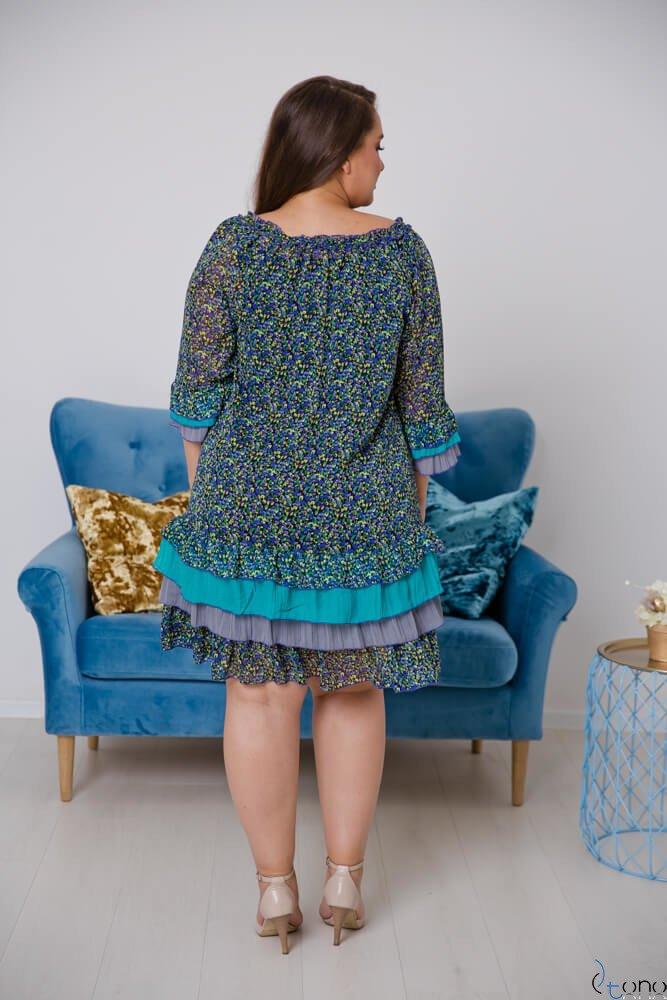 Sukienka SETTERA Plus Size Wzór 2
