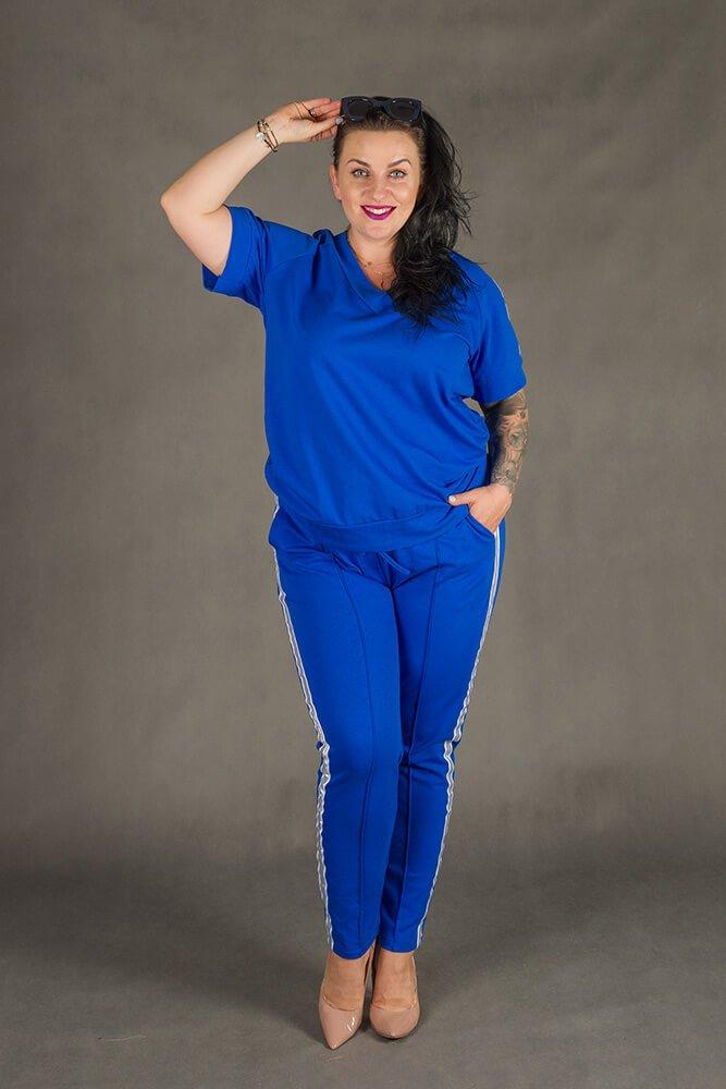 Bluza ASTRA Dresowa Plus Size