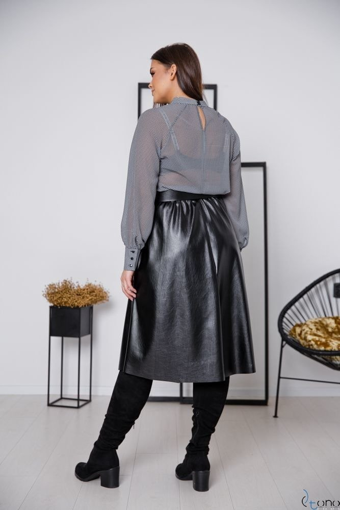 Bluzka MIRTU Plus Size Wzór 2