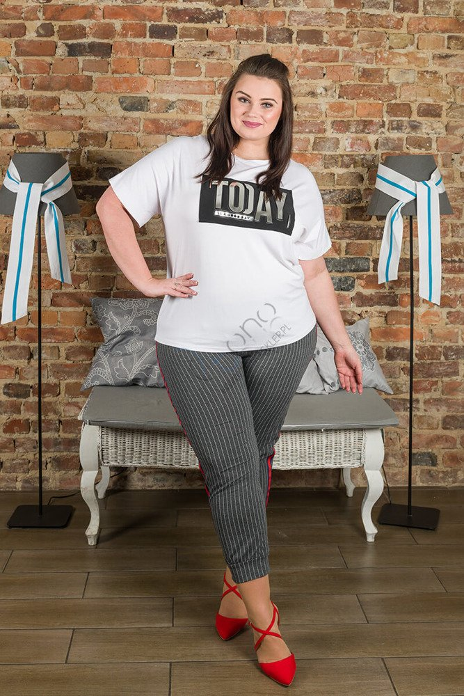 Bluzka damska TODAY Size Plus T-shirt