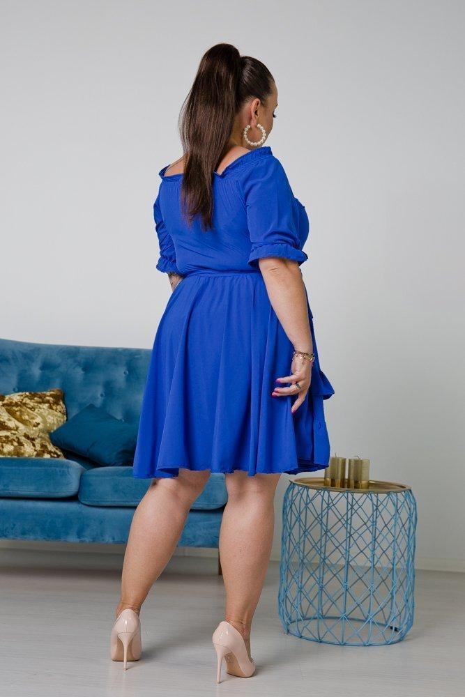 Chabrowa Sukienka DEJARA Plus Size