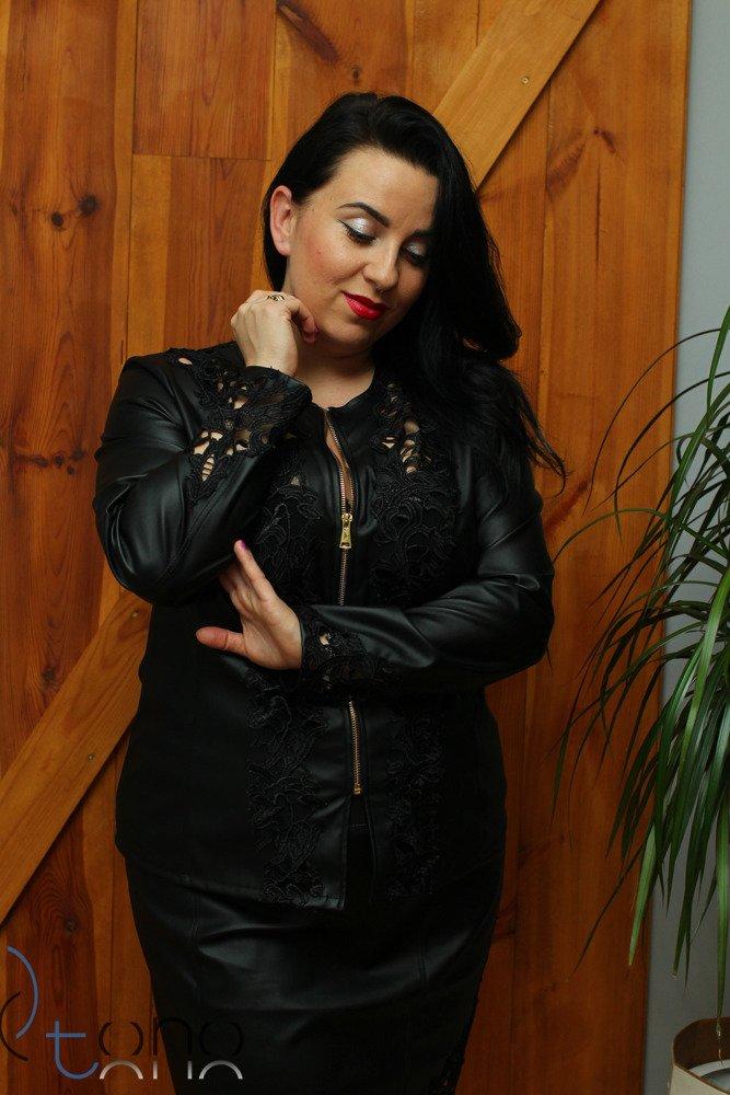 Garsonka gamska komplet BOULEVAR Ramoneska+spódnica