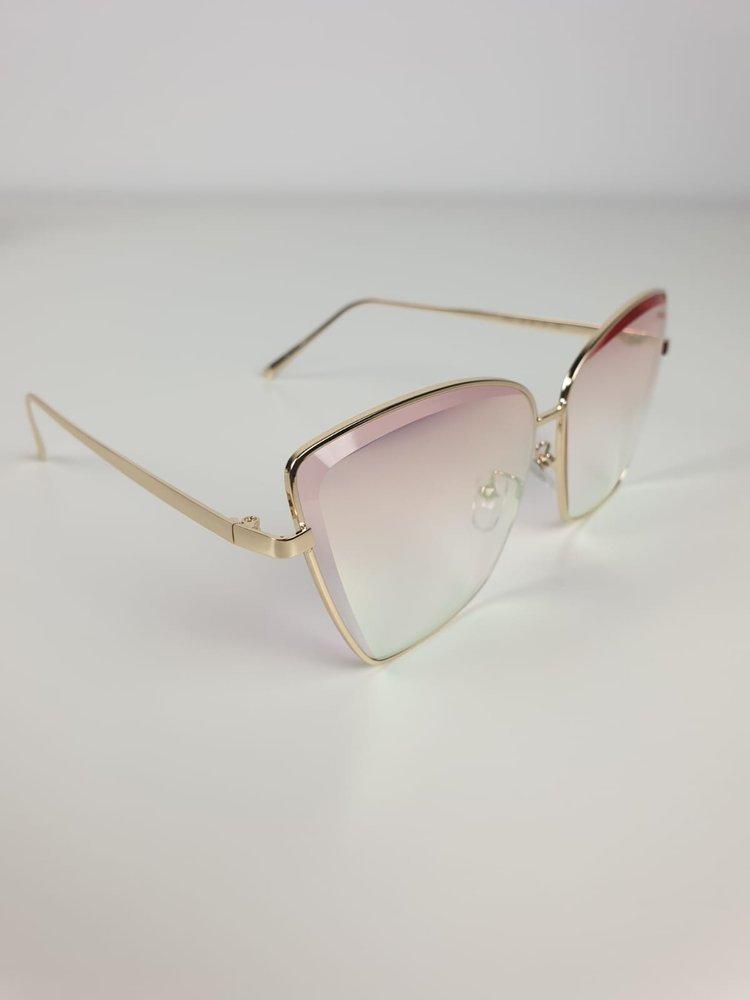 Okulary Przeciwsłoneczne z filtrem MOJITO Różowe