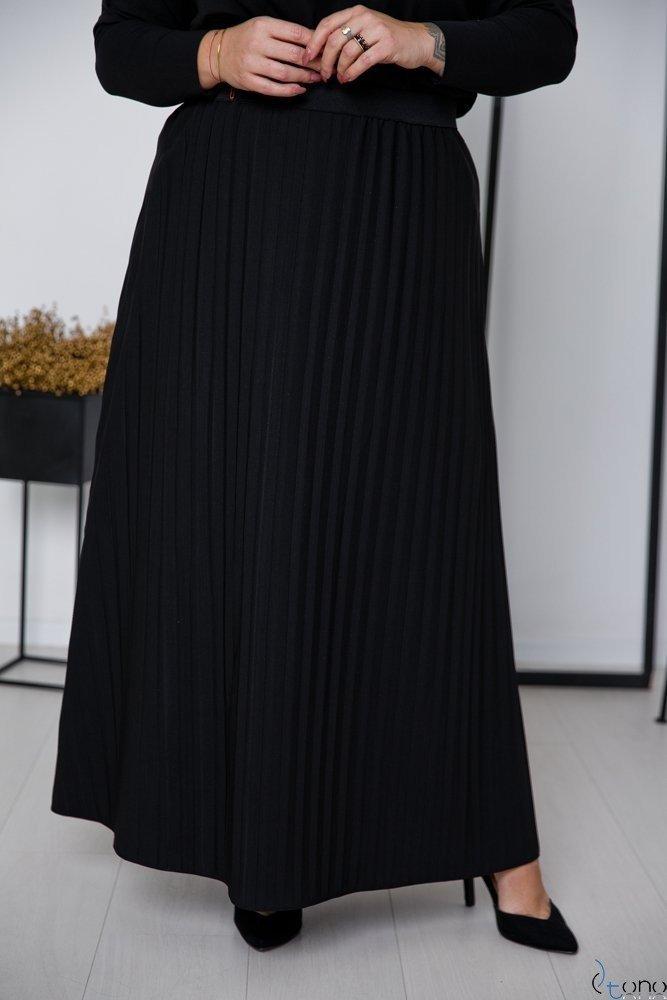 Spódnica CANTIA Plus Size Wzór 2