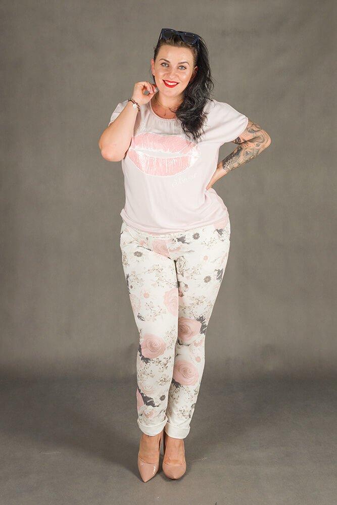 Spodnie CARRY Dresowe Plus Size