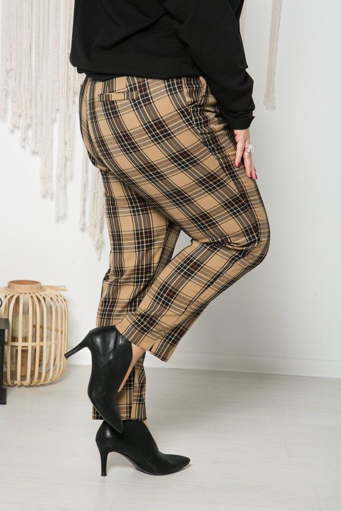 Spodnie SHILOW Plus Size Wzór 10