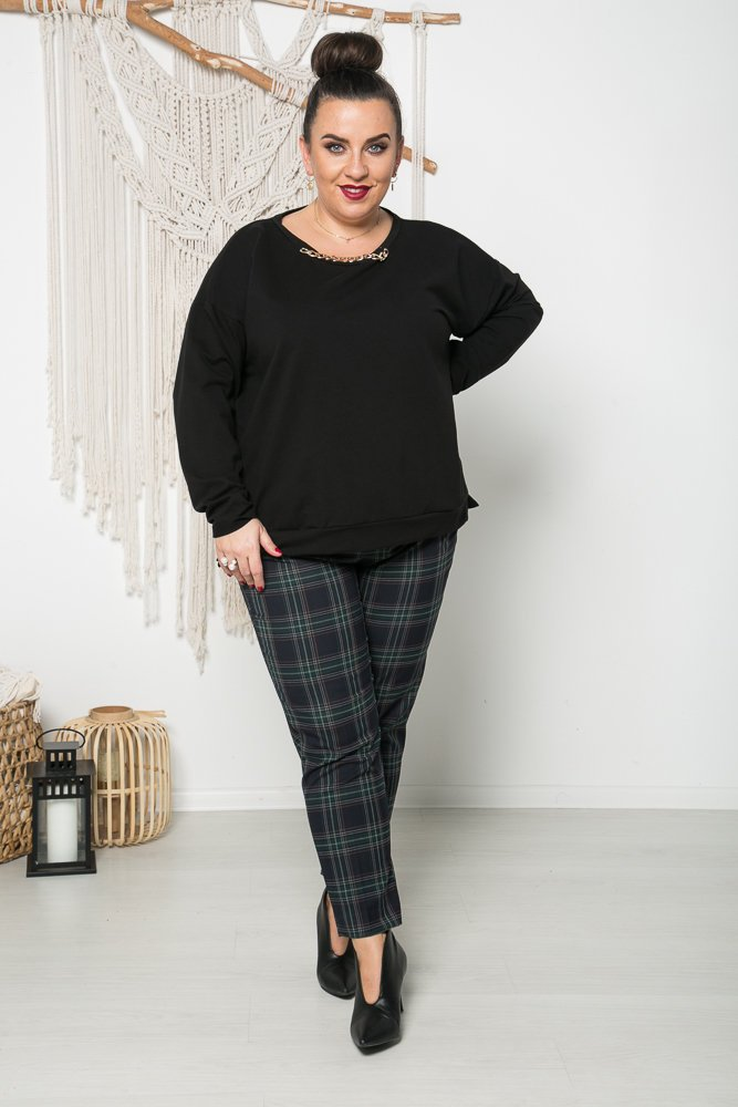 Spodnie SHILOW Plus Size Wzór 9