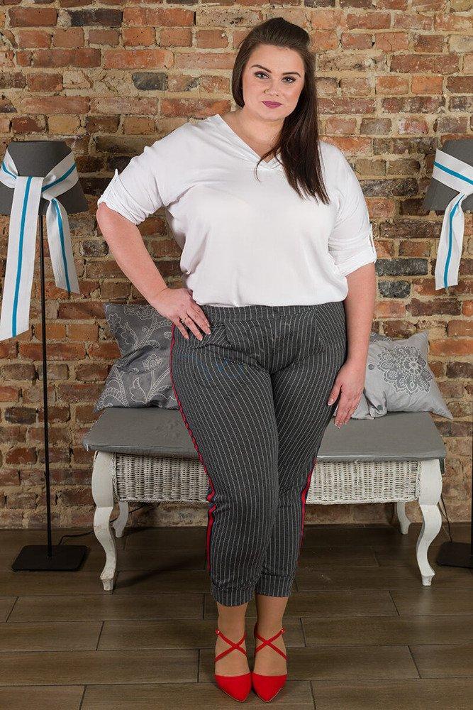 Spodnie damskie FELLA Plus Size