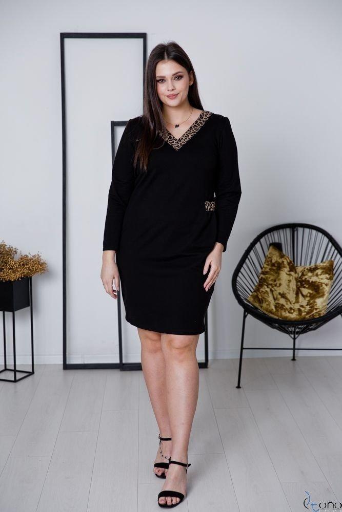 Sukienka ARYA Plus Size Wzór 1