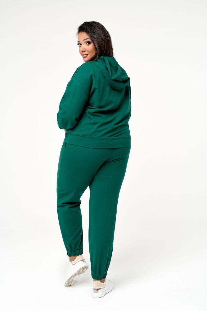 Zielony Dres GIMMIE Plus Size
